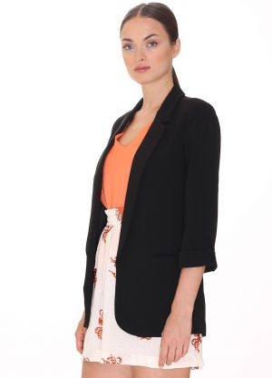 108778 – Felicity Jacket Black Side