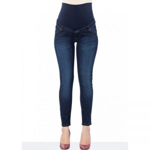 2985 Slim Fit Maternity Jean Front