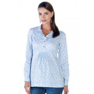 3595 – Ladybug Maternity Shirt Main