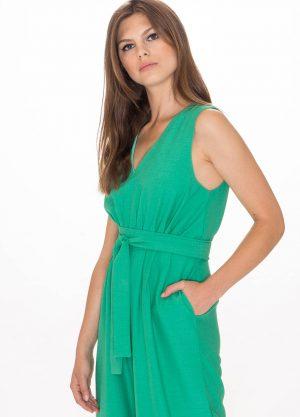 108800 – Violeta Playsuit Green Side