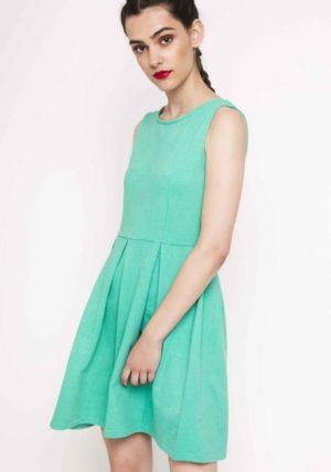 SS18BOM18 – Kizomba Green Dress Main