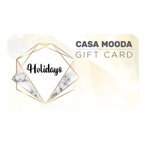 Holidays Gift Card