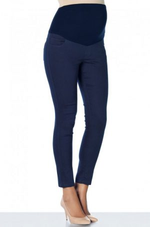 3300-Ankle-Lenght-Slim-Fit-Maternity-Pants-Navy-Main